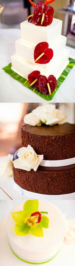 Icing On The Cake Kauai Wedding Cake